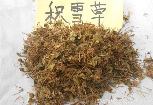 积雪草的功效与作用及药膳做法